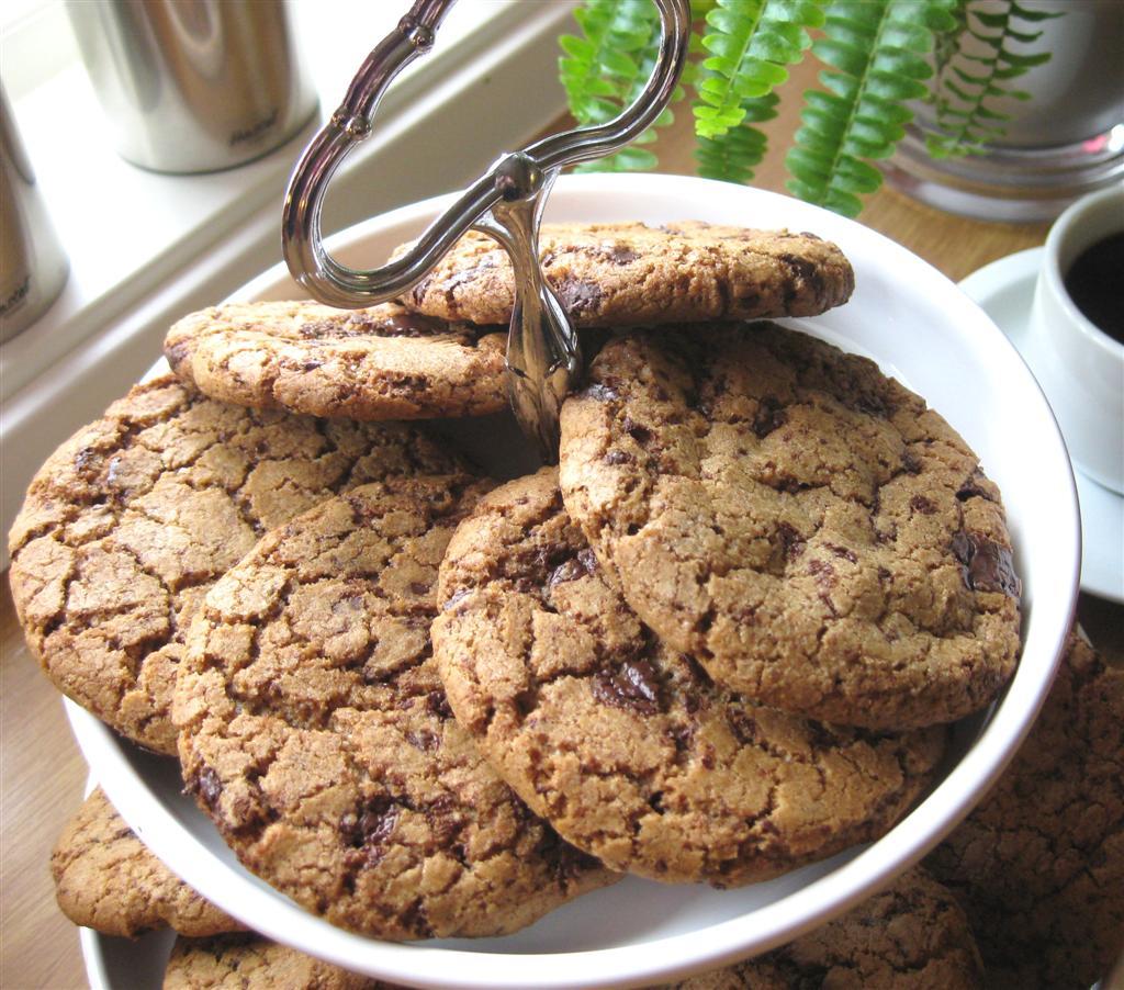 9877bdf01 Trine`s seige sjokolade cookies ! - Sweets 2 Share