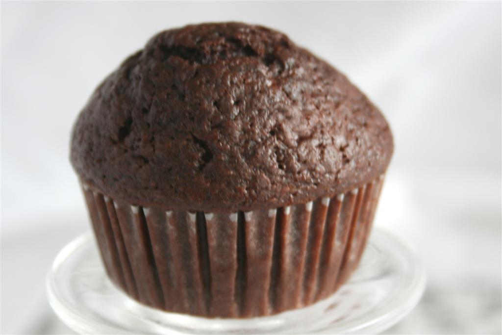 Basic Recipe for Large Chocolate Muffins ! - Sweets 2 Share